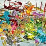 """Those Who Affirm the Spontaneity of Every Event"" by Ryota Matsumoto, 84*119cm, 2014, JPN"