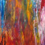 """""""Twin III"""" by Alexandra Marx, 160*100cm, 2015, DE"""