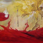 """""""the death of lemminkainen"""" by Amélie Beaudroit, France"""