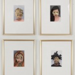 """""""Mug Shot No. 1, Mug Shot No. 4, Mug Shot No.6, & Mug Shot No.10""""by Gregg Louis, USA"""