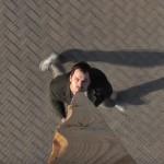"""balance the video"" by Johannes Langkamp, NL"