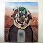 """""""le soldat inconnu"""" by N.E. Jarram, NL"""