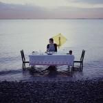 """Displaced Series: Dining Room"" by Drew Johanna Mitchell-Wilson, USA"