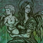"""Mother and Child"" by Sean Martorana, U.S.A."