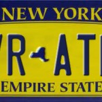 """""""JD Salinger's License Plate"""" by Mark Axelrod, USA"""