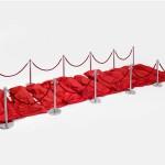 """Red carpet"" by John Trashkowsky, Switzerland"