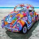 """Herbie incognito' by Vera Cauwenberghs , Belgium"
