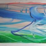 """""""Building skies"""" by Bima Engels, NL"""