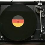 """""""Die Deutsche Nationalhymne x 100"""" by Moritz Fingerhut, Germany"""