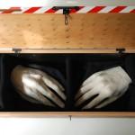 """""""Big Hands"""" by Eva Schippers, NL"""