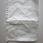 """DRAWING""by Hajime Yamada  Medium Color Pen on Paper 14.8x11.3x0.2 cm 2012"