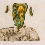 """Portrait of man"" by Ian Bourgeot, Finland"