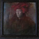 """""""In Memory of Van Eyck"""" by Natasha Kodela, Serbia"""