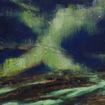 """aurora borealis"" by Gudrun Benedikta Eliasdottir, Iceland"