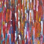 """untitled"" by Alexandra Marx, 70*100cm, 2015, DE"