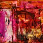 """""""57"""" by María C Tovar, 70*50cm, 2013, COL"""