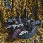 """American Still Life"" by Stephen Hall, 54*40cm, 2013, USA"