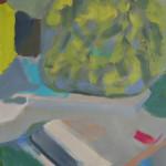 """""""Die eigene Sicht der Dinge"""" by Iris Jurjahn, 82*57cm, 2014, DE"""