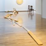 """""""The Family Meeting"""" by Merja Briñón, 400*200*1000cm, 2015, FI"""