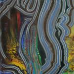 """""""no title"""" by Geertje van de Kamp, 135x130cm, 2014, NL"""