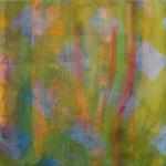"""""""no title"""" by Geertje van de Kamp, 130x125cm, 2014, NL"""