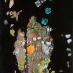 """Opening"" by Ian Shatilla, 77*56cm, 2014, CDN"