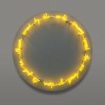 """""""The Sun"""" by Alicia Eggert, 107*107*30cm, 2015, USA"""