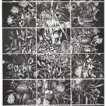 """""""Arrangements II"""" by Inez Odijk, 96*150cm, 2014, NL"""