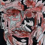 """""""Los Arturos I"""" by Juliana Vallejo, 201*180cm, 2015, USA"""