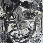 """""""Los Arturos II"""" by Juliana Vallejo, 201*180cm, 2015, USA"""