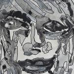 """""""Los Arturos IV"""" by Juliana Vallejo, 201*180cm, 2015, USA"""