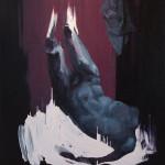 """Fallen"" by S. M. Paananen Tero Ulvila, 160*140cm, 2014, FI"