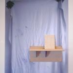 """shelf"" by Martijn Grooten, 160*120*20cm, 2014, NL"