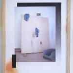 """stlllf blue"" by Martijn Grooten, 30*42cm, 2014, NL"