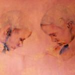 """series 'Miracle' No.2"" by Svetlana Prigoditch, 80*60cm, 2011, NL"