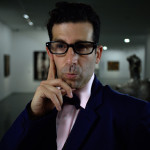 """""""The curator"""" by Shahar Marcus, video, 2012, ISR"""