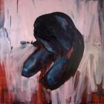 """For Too Long"" by S. M. Paananen Tero Ulvila, 160*160cm, 2014, FI"